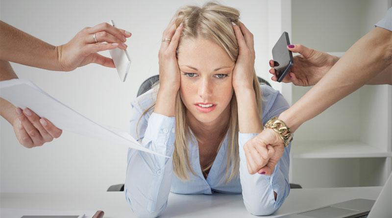 Stres i praca