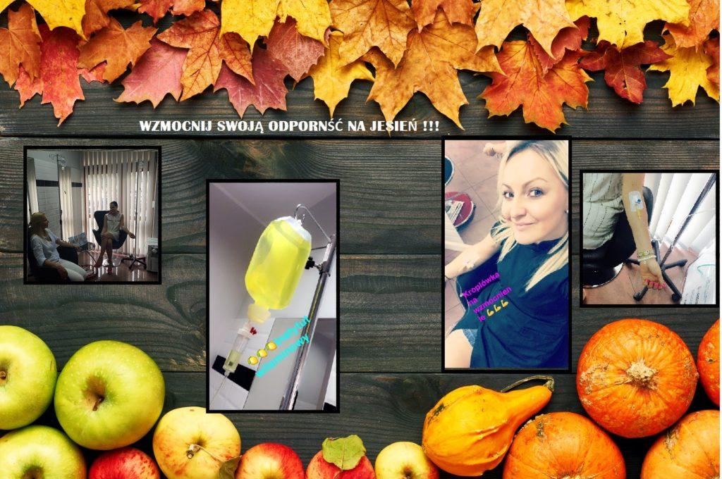wzmocnij odporność na jesień